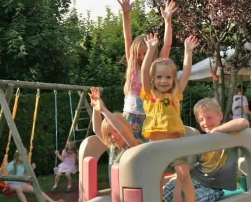 Kinder haben bei uns ihren Spaß