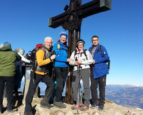 ein herzlicher Gruß von der Villacher Alpe