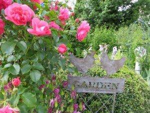 Wilkommen in unserem Garten