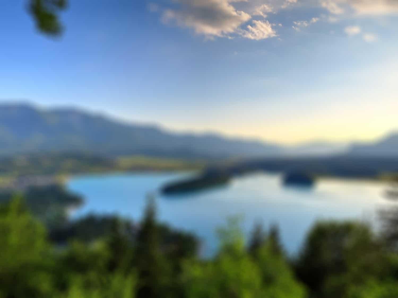 Faaker-See-vom-Tarbor-