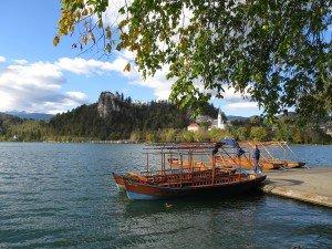 """einen Ausflug wert """"Bled"""" in Slowenien"""
