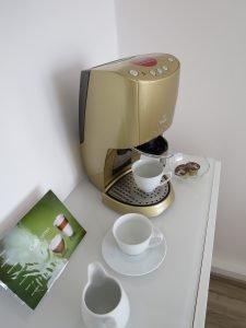 so schmeckt mir der Kaffee