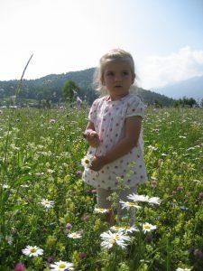 Spielplatz Natur - Blumenwiese
