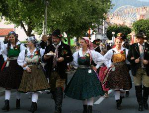 Kirchtag in Villach