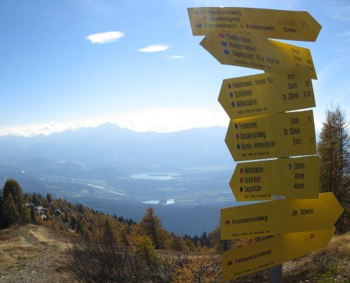 Wandern im Herzen von Kärnten