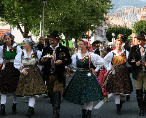 Brauchtumsfest in Villach