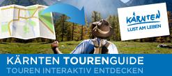 Link zum Tourenguide für Kärnten.