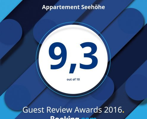 An alle Gäste -Danke für die Bewertung