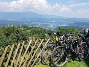 lake.bike beim Baumgarnterhof