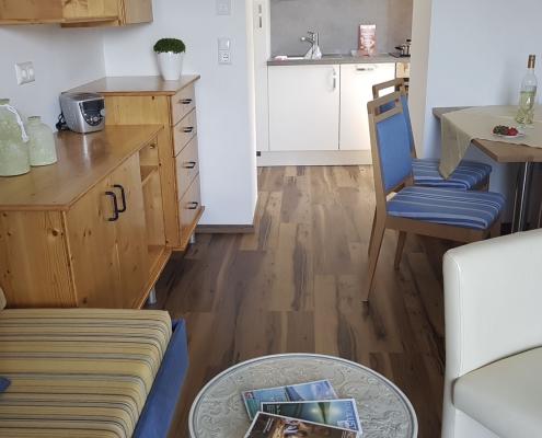 Wohnraum Apartment 105