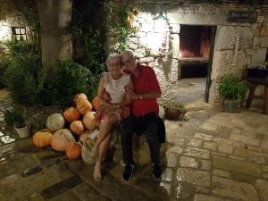 Ihre Gastgeber Roswitha und Hans
